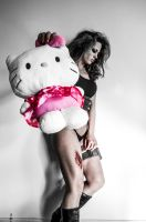 Hello Kitty will save me by Studio5Graphics