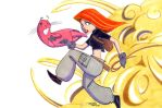 Kim Possible by Hesstoons