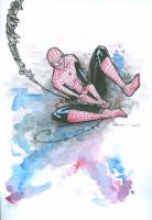 Spidey by martinacecilia