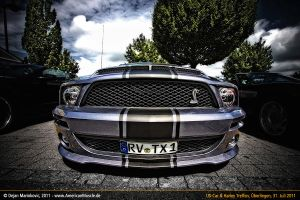 bad shelby front by AmericanMuscle