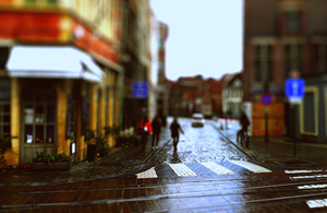 Mini Street by MobyMotion