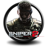 Sniper Ghost Warrior 2 Icon - s7 by SidySeven