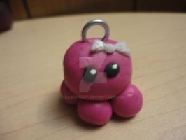 Fimo Octopus First one ever.. by SaieraElfy