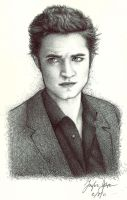 Edward Cullen by taylovestwilight