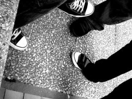 Black Shoes by wennythepooh