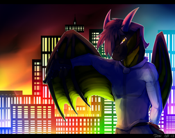 Commission For Unusualfrenchdragon by Dragon-Of-Wonder