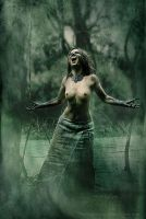 Swamp witch - 3 by Fatalis-Polunica