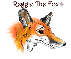Reggie The Fox by Wildloverwithwolfs