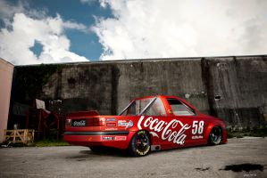 Coca-Cola Vento by DragonART6592