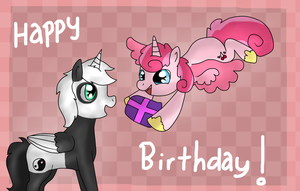 Happy Birthday! by Phewmonsuta