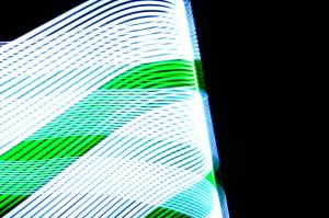 LightPainting - testing the new gel mod on torch by murkin