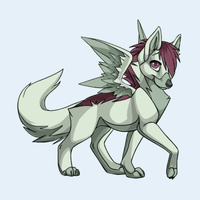 Wolf by Deathkidsouleater94