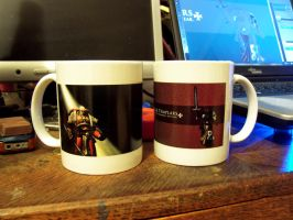 Emperors Champion Mugs by Olovni