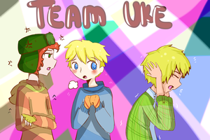 South Park :.Team Uke.: by Dhraca15