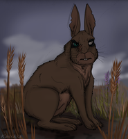 Woundwort by AllosaurusKassandra
