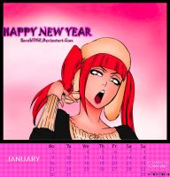 Happy new year by Sarah17GE