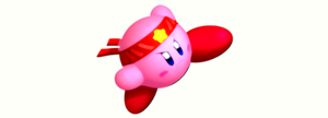 Fighter Kirby!!! by scriptureofthescribe
