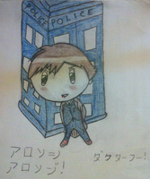 The 10th Doctor [Chibi] by Kzar5678