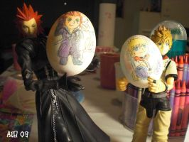 Nobody knows Easter... by Rebmakash