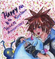 Happy NA 10th KH Anniversary by Uso-Chi