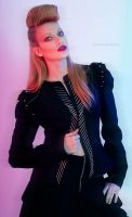 Fashion in motion by mariannaphotography
