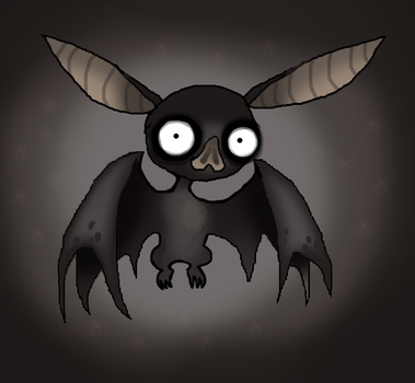 2012 power-animal bat by Freak-a-lot
