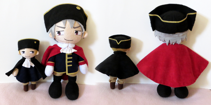 Holy Rome And Prussia - Hetalia Axis Powers by Squisherific