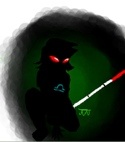 Shadow Terezi by Jam-Bot