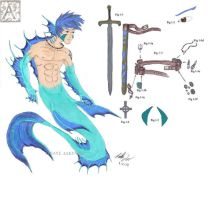 Ageaus Reference Sheet by Ageaus