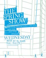springShow Poster 3 take 4 by kenji2030