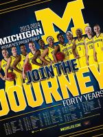 michigan women's basketball by Satansgoalie