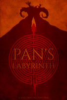 Dreams of Blue Skies - Pan's Labyrinth Poster by disgorgeapocalypse