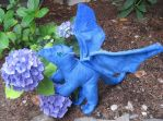Hydrangea Dragon by Skylanth