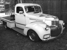 Flatbed Chevy by colts4us