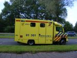 ambulance 301 by damenster