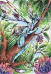 AT: Welcome to the fairy world by Drerika
