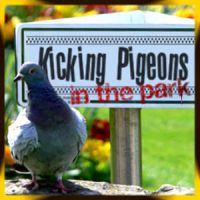 Kicking Pigeons - In The Park by skratte