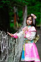 Samurai Warriors 3 Lady Oichi -09 by MissAnsa