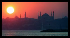 Istanbul by Blue-Pearl