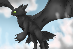 Flying_High by BlackPantherPira