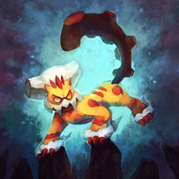 Landorus Therian Forme by salanchu