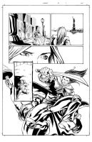 Witchblade 165 Page 7 Phillip Sevy by thecreatorhd