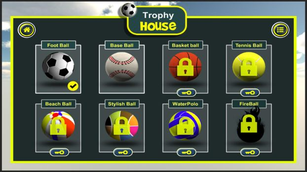 Android Game TrophyHouse by madaramonu