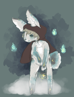 Doodle Anthro Adopt .:Closed:. by Pieology