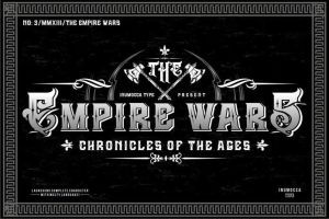 The Empire Wars by inumocca