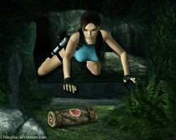 Tomb Raider Lara Croft 11 by typeATS