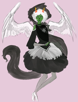 Calliope God Tier WIP by Milady-Alluca
