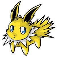 135. Jolteon by ChibiTigre