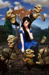 Snow White and the Seven Goblins by Du1l