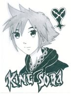 King Sora by bccomics